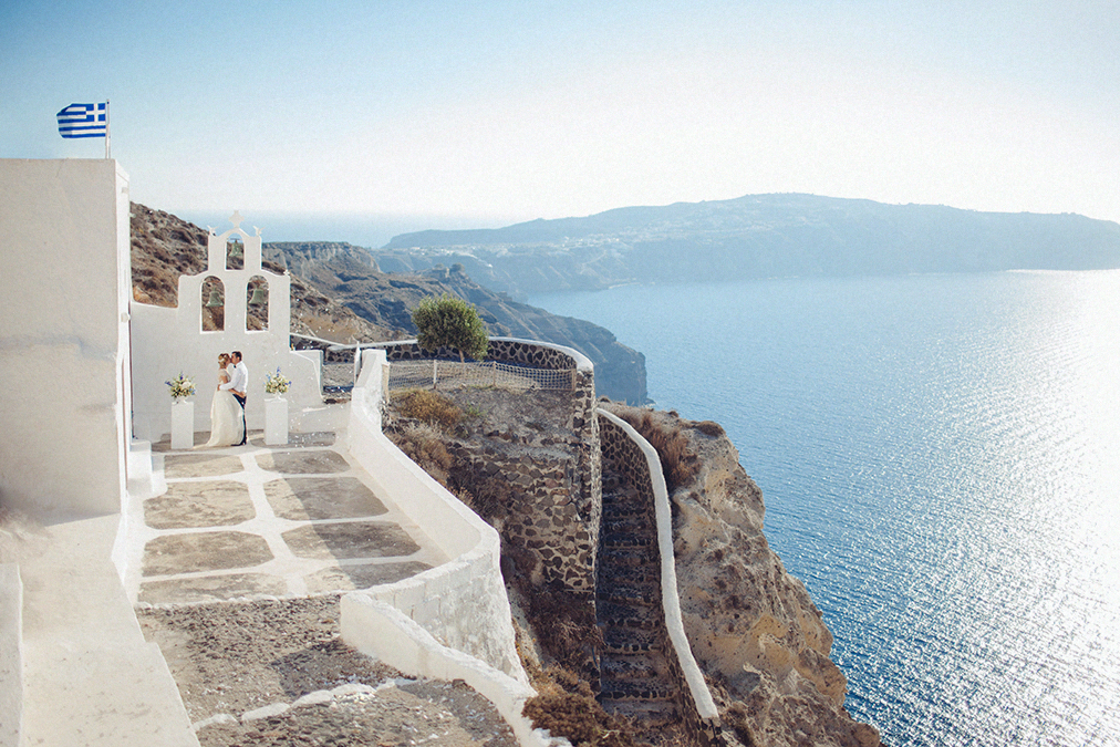 Julia Kaptelova photography wedding in santorini, santorini wedding photographer, santorini wedding, santorini elopement, santorini, greece, elopement