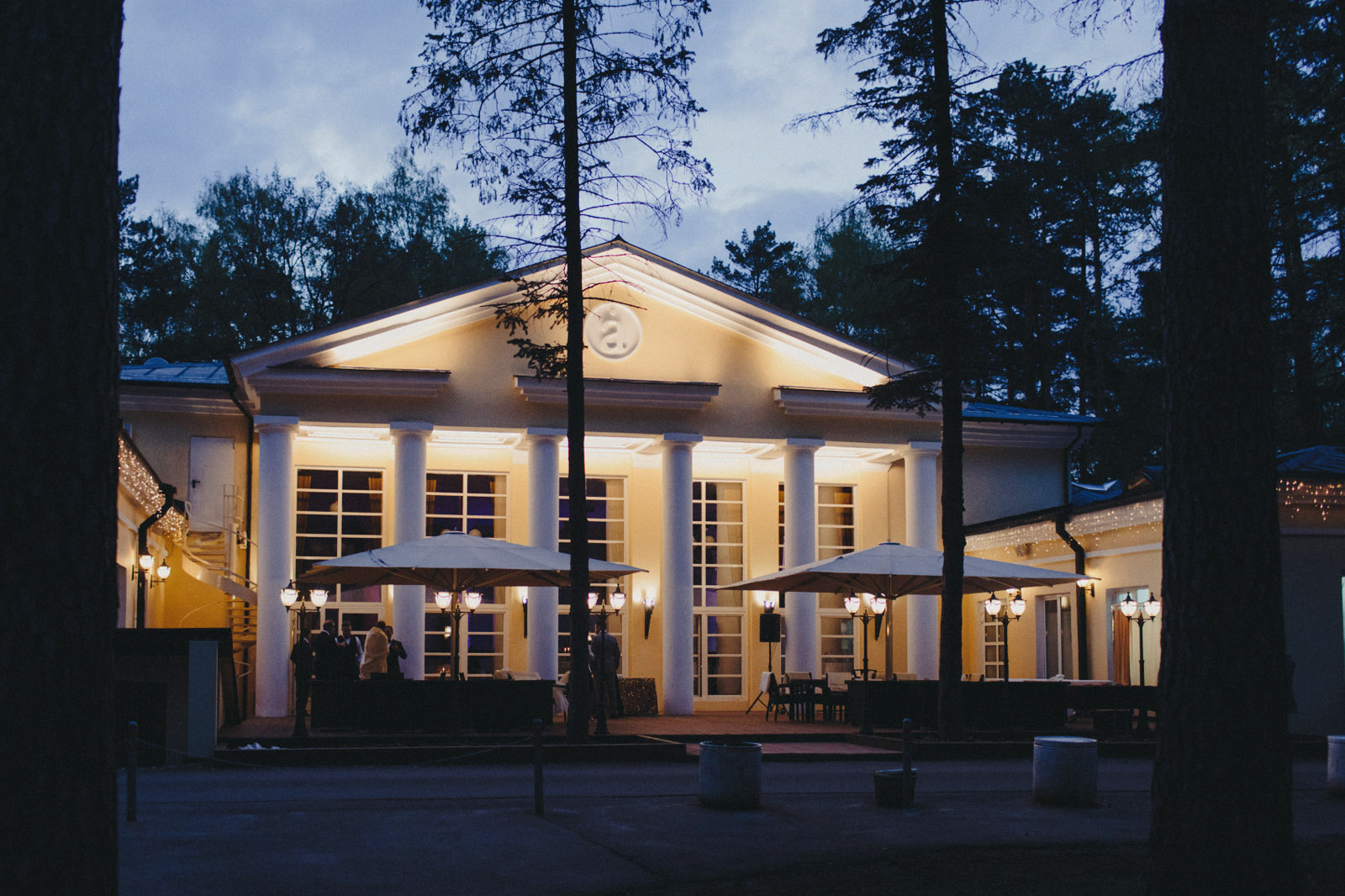 russian wedding place